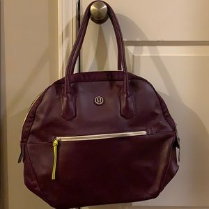 Lululemon Workout Bag/Work Tote
